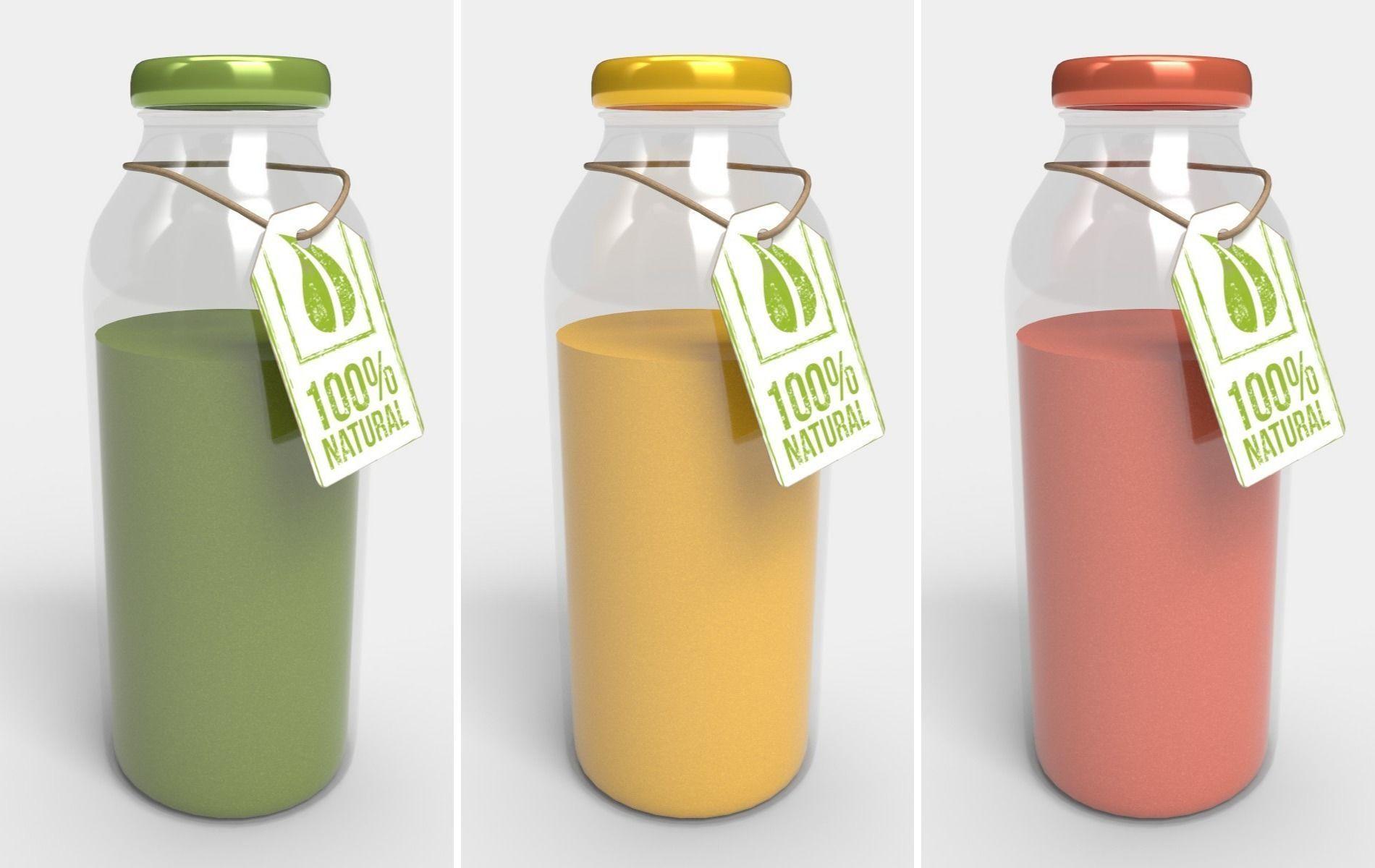 PBR Bottle Juice - Collection