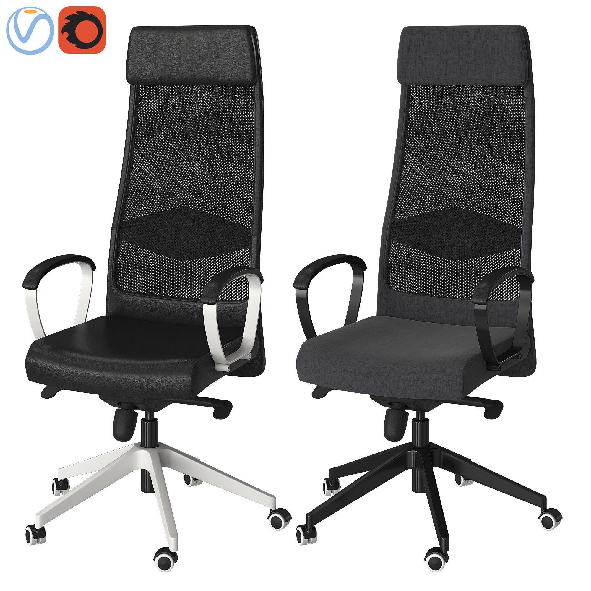 Surprising Ikea Markus 3D Model Pdpeps Interior Chair Design Pdpepsorg