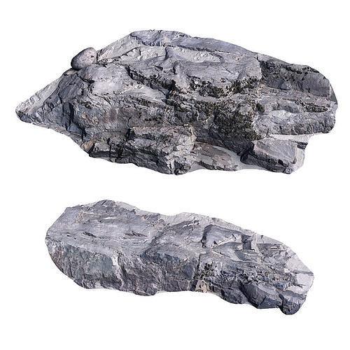 altay rock scan 2 3d model max obj mtl fbx 1