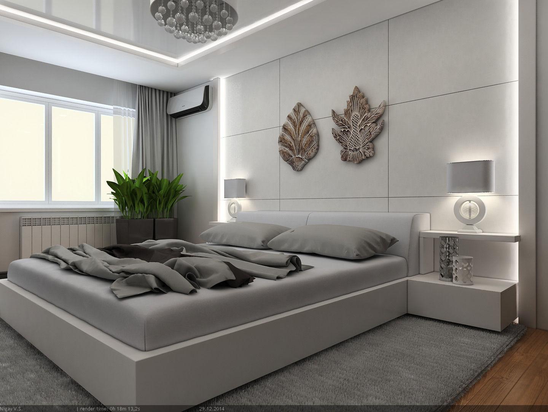 Interior Scene - Flat 01 - modern style - 2 part 3D model MAX