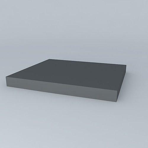 hp-h3c-f1000-a-firewall-appliance-3d-mod