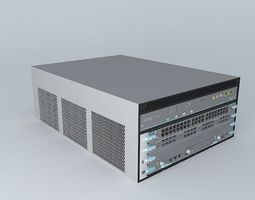3D Juniper 9204 Layer 3 Switch