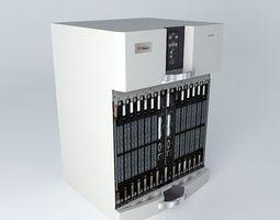 RedBack SE-1200 Edge Router 3D Model