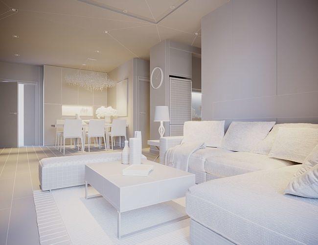 Full House Design 4 For Cinema 4d And 3dsmax 3d Model