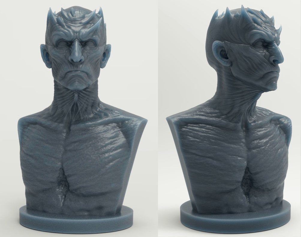 Night King Bust - Game of Thrones