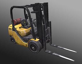 3D asset Forklifts VPFG15
