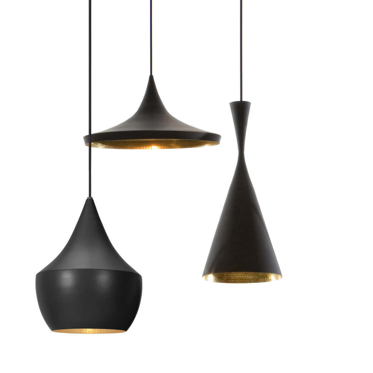 Tom Dixon - Beat Pendant Lights