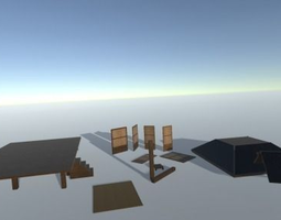 realtime Japanese assets