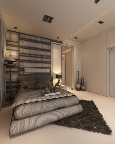 Bedroom Collection3D model