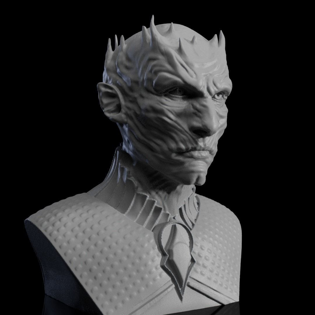 Night King  of Game of Thrones