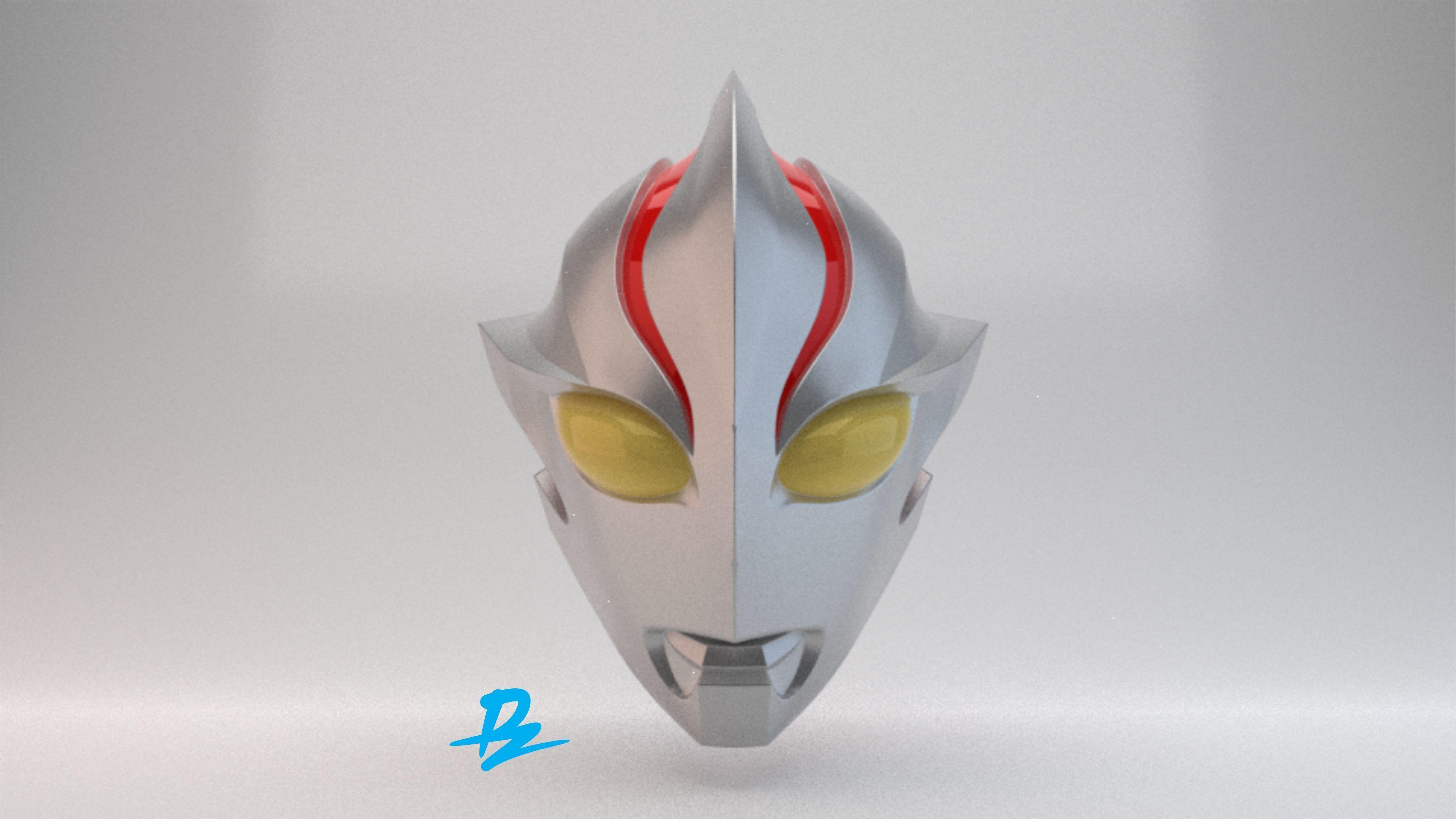 Mask Ultraman Mebius