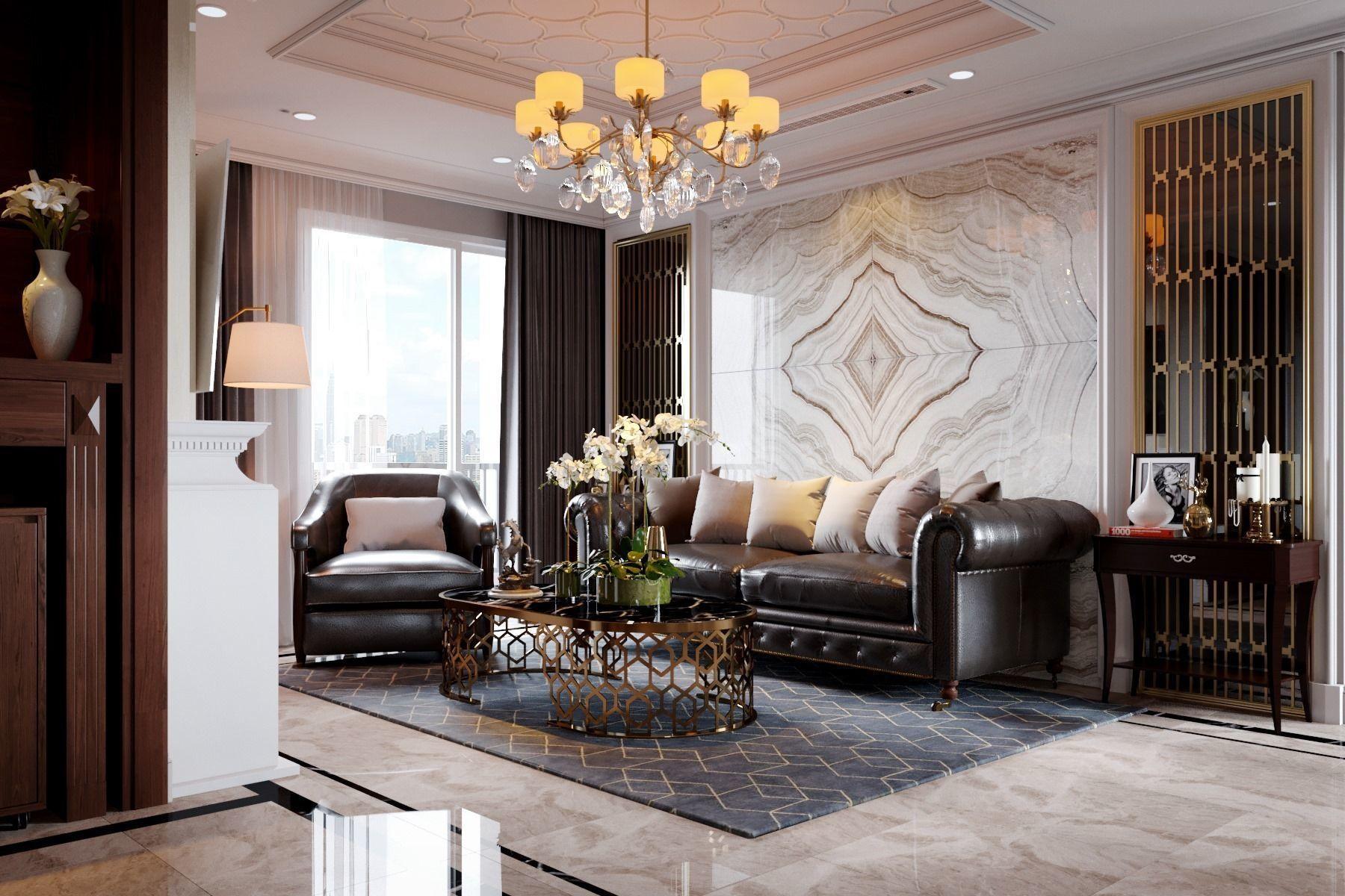 Luxury Apartment Design 2 | 3D model