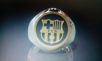 Ring FCB -Barsa -Barcelona Ring