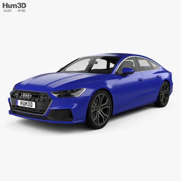 Audi A7 Sportback S-line 2018