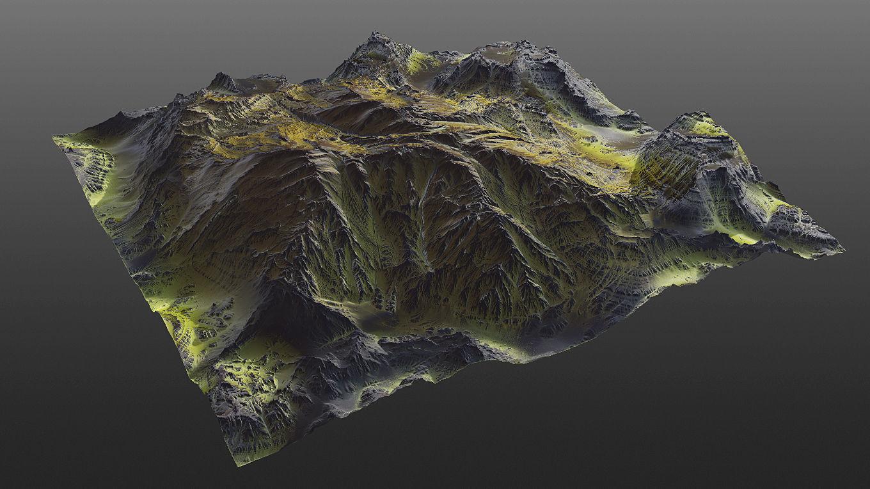 Mossy Mountain PBR
