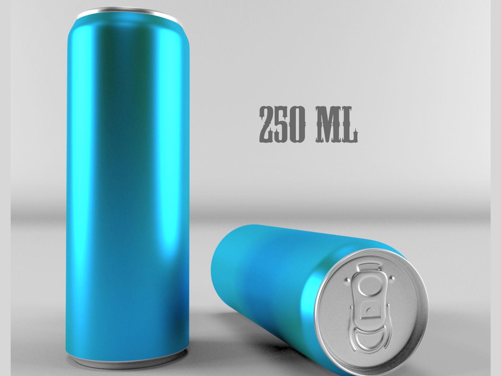 Soda Can 250ml