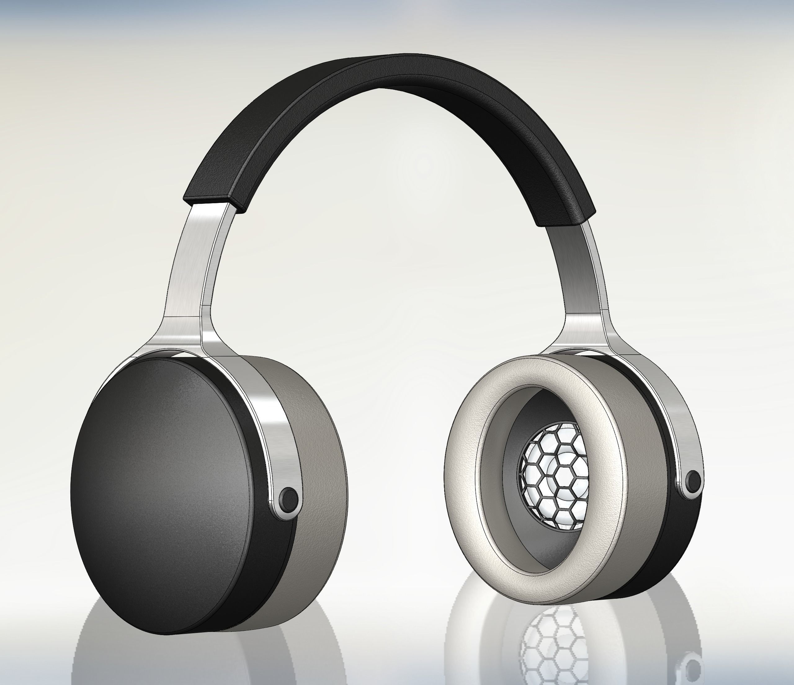 Premium Closed Back Headphones - CBR1