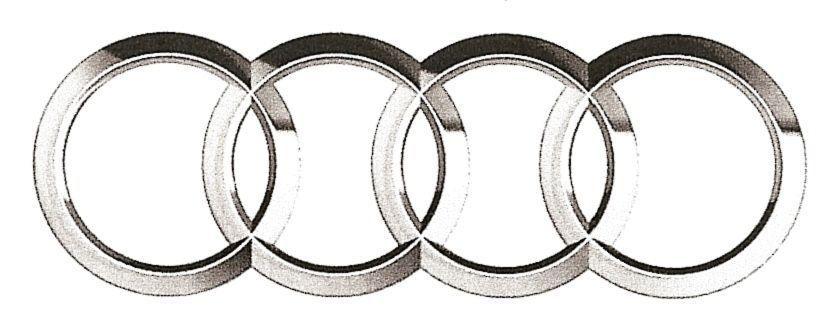 AUDI Symbol 1 Free 3D Model .stl .sldprt .sldasm .slddrw
