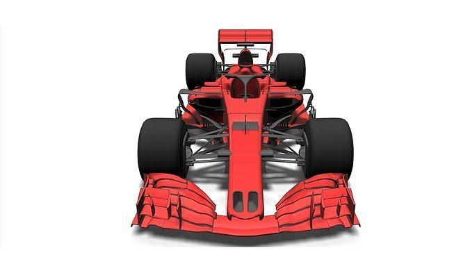 f1 2019 car
