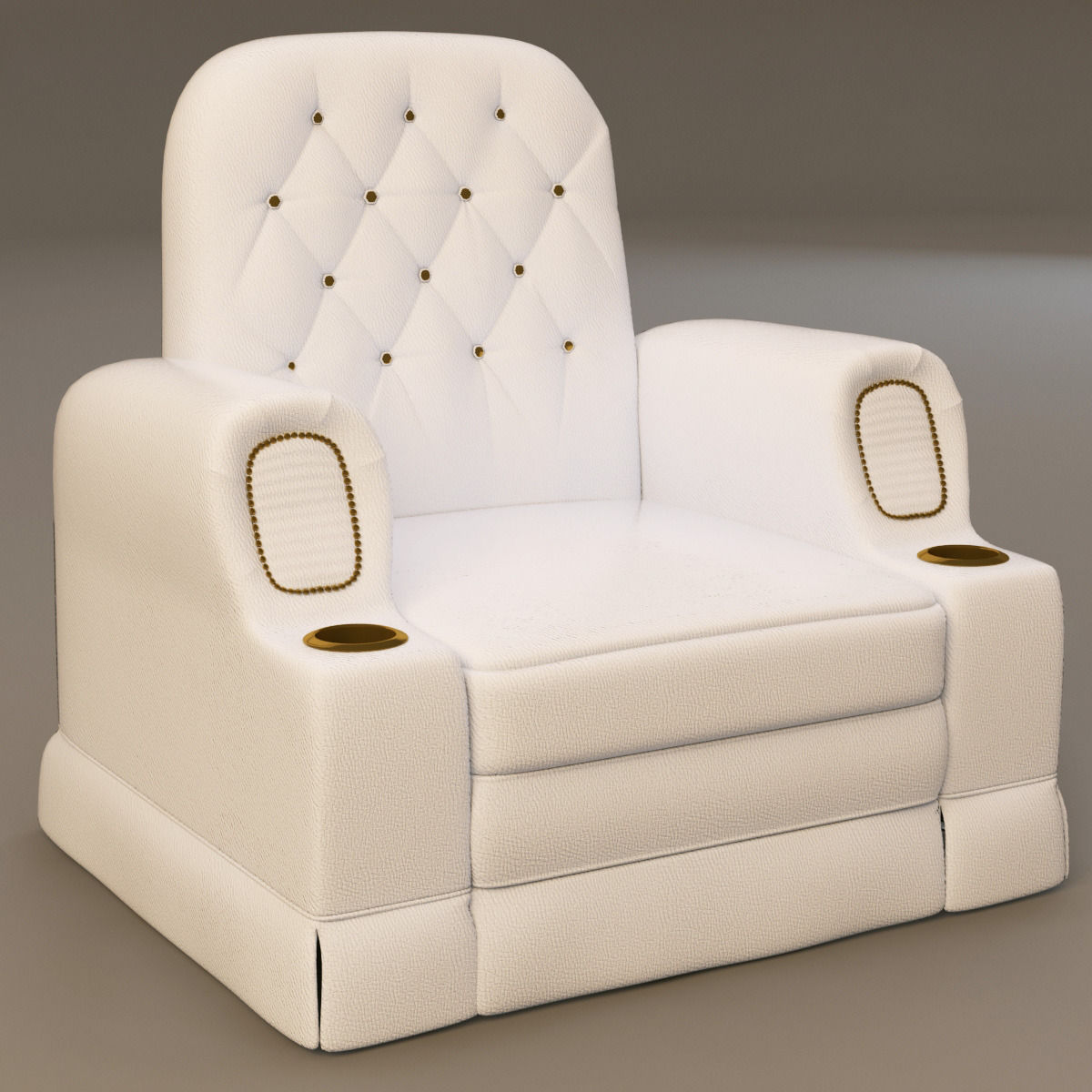 Cinema Seat armchair 3D | CGTrader
