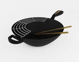 3d model scanpan iq wok