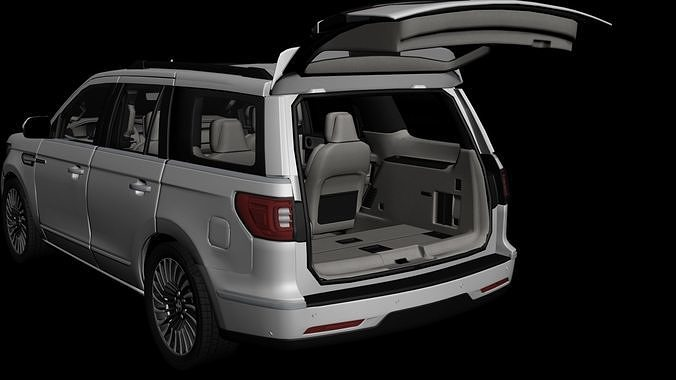 Lincoln Navigator 2019 | 3D model