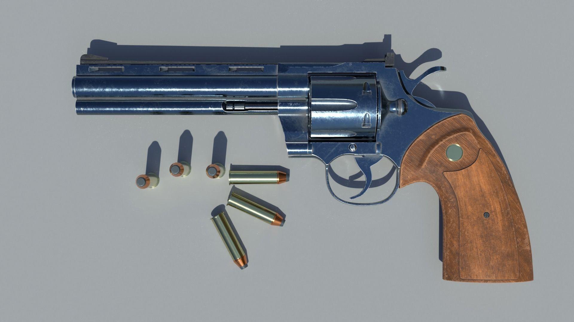Colt Python Magnum 357