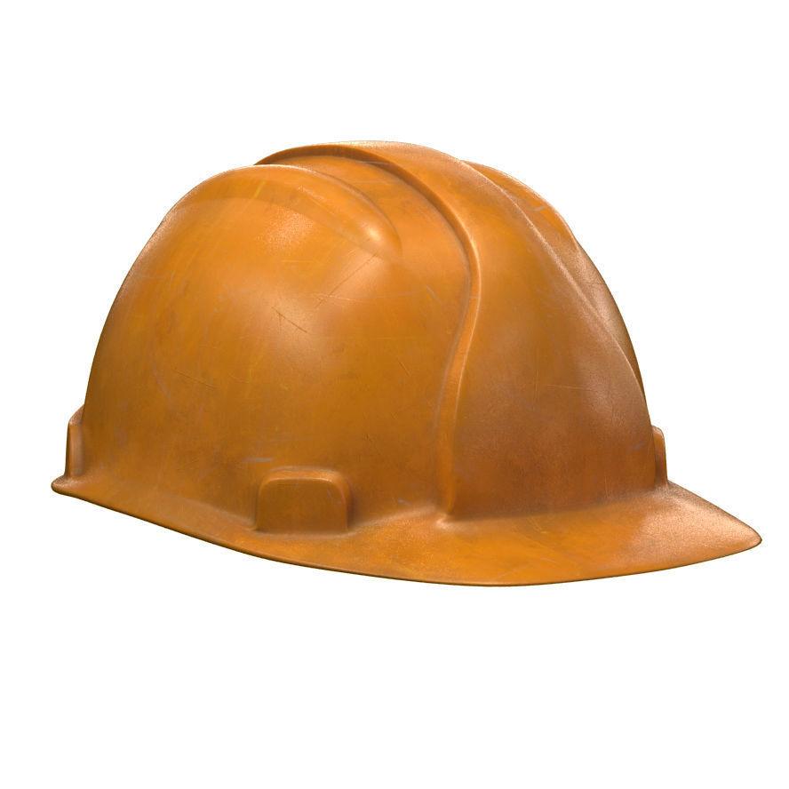 worker helmet pbr