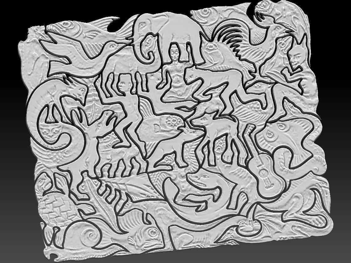 MC Escher Puzzle