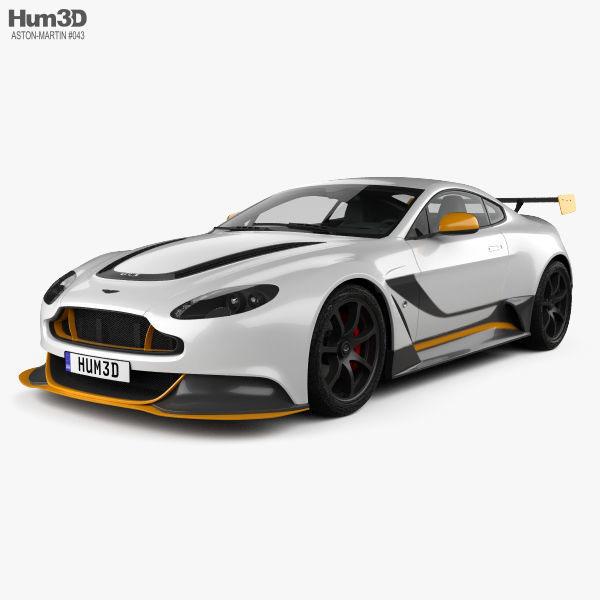 Aston Martin V12 Vantage GT3 2015