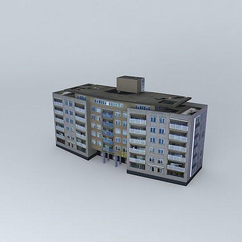 flat 3d model max obj mtl 3ds fbx stl dae 1