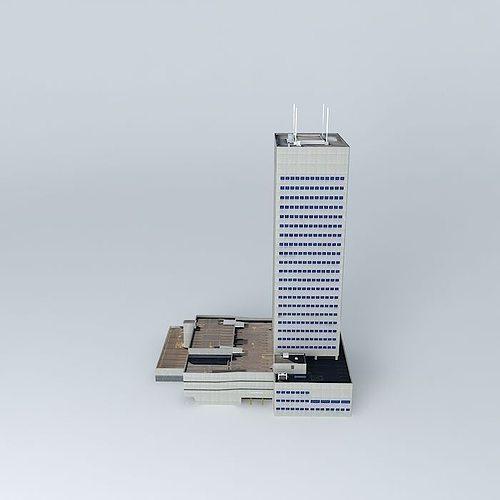 hofpoort 3d model max obj mtl 3ds fbx stl skp 1