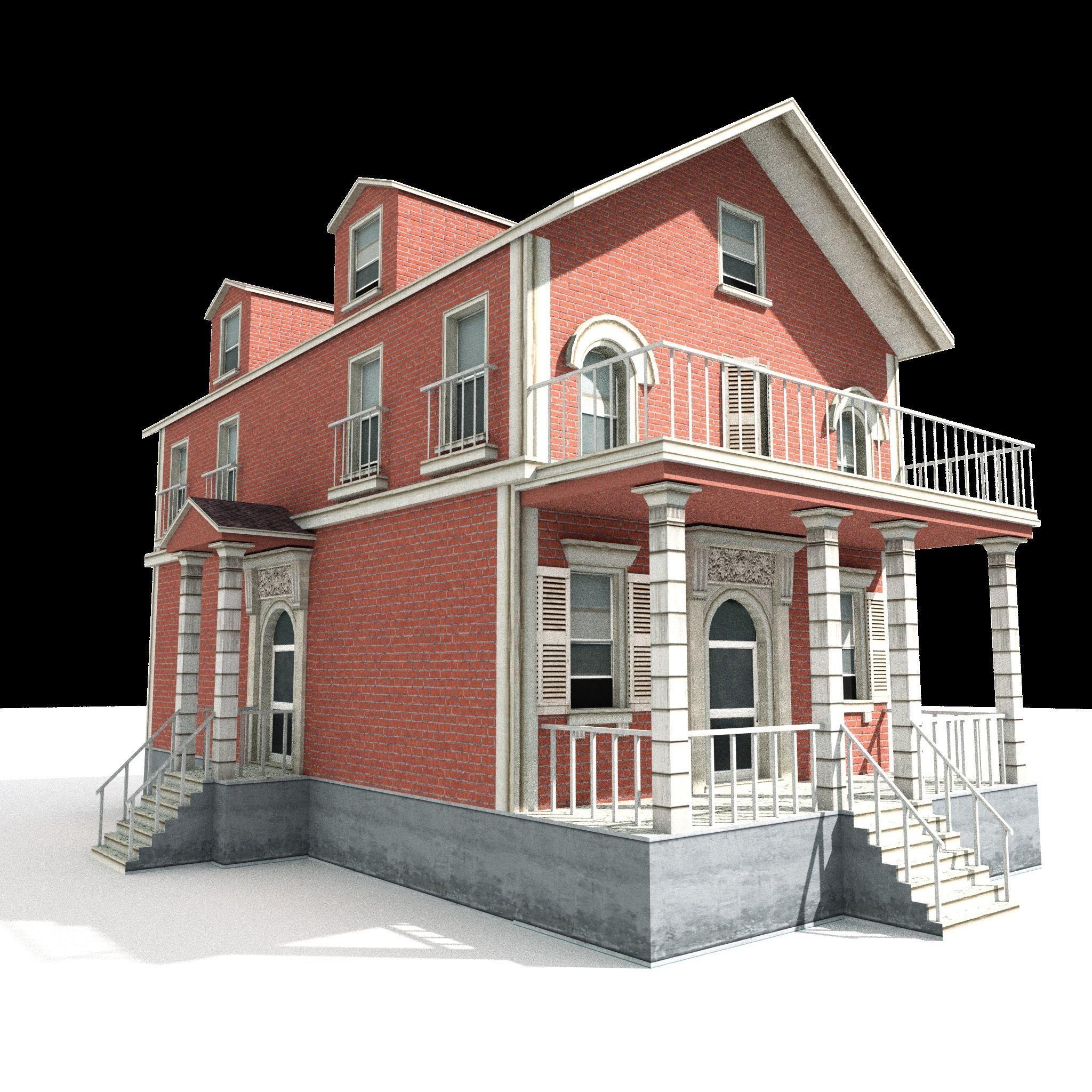 Residential house 01