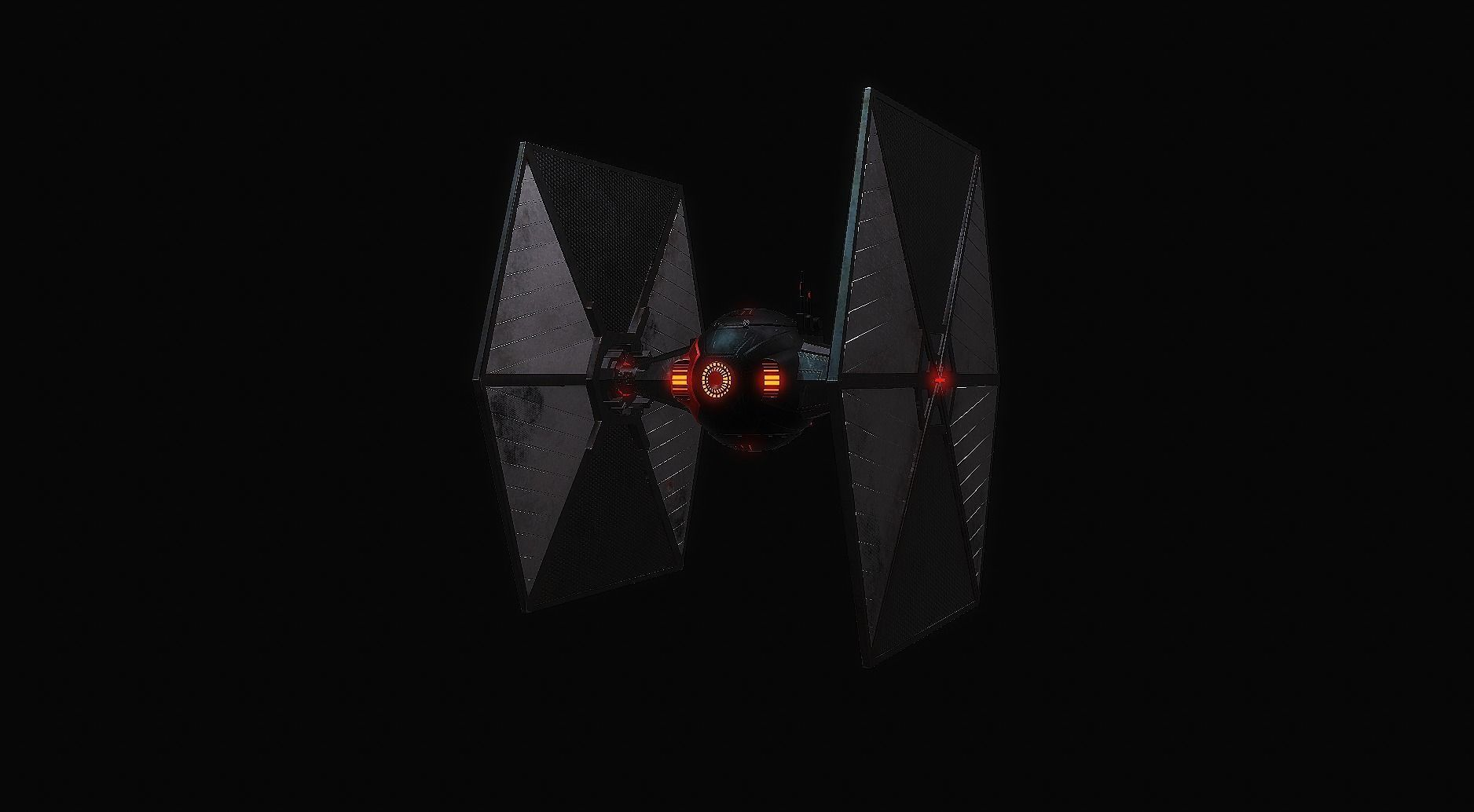 Black Tie Fighter
