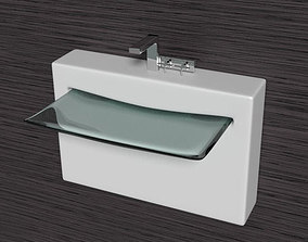 Bathroom Sink design 3D model