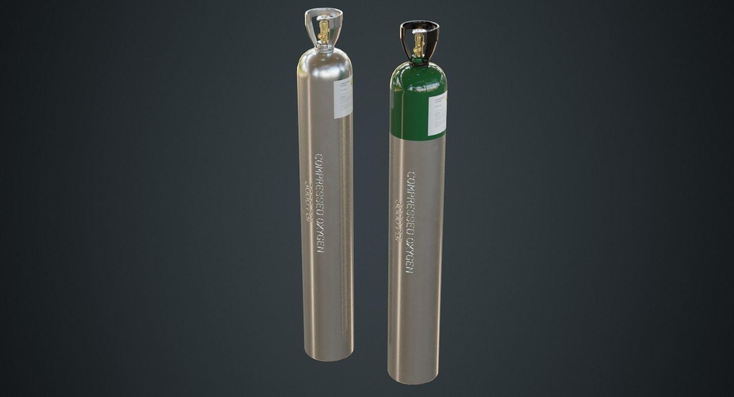 Gas Cylinder 2B