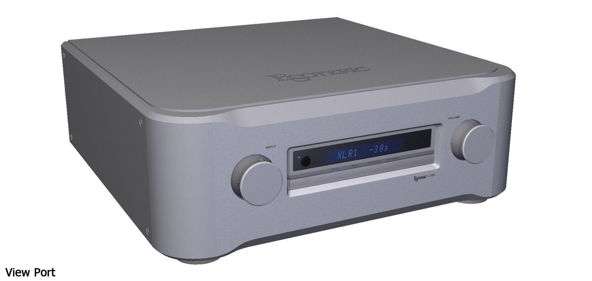 High-end pre-amplifier Esoteric C-02X
