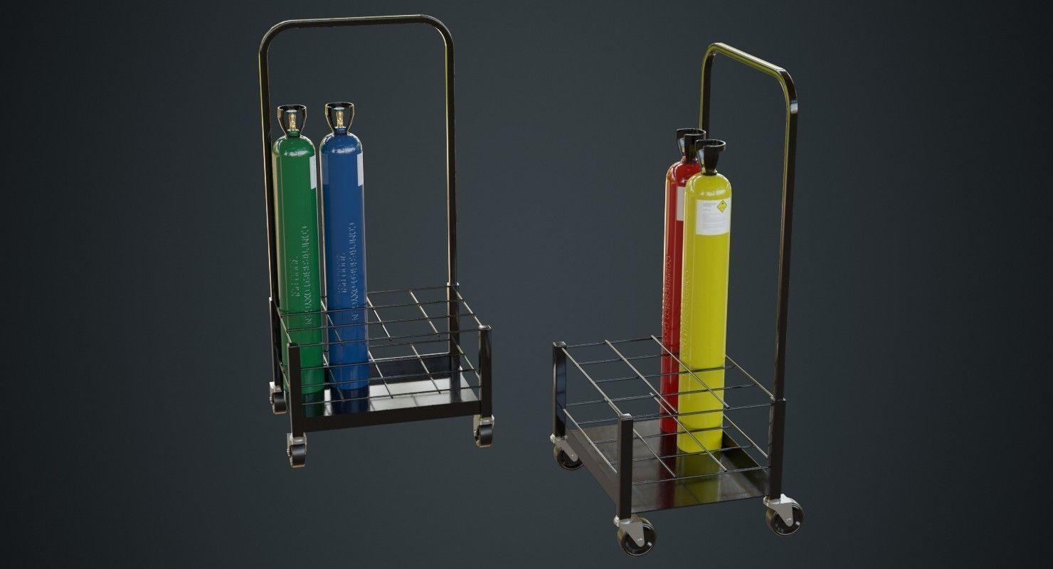 Gas Cylinder 3A