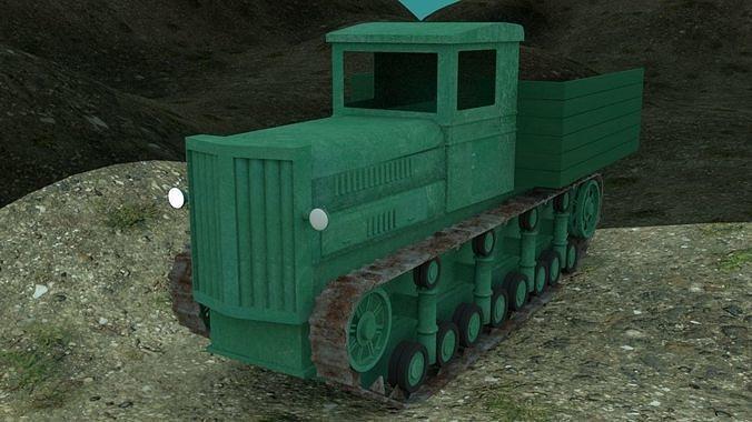 Tractor Comintern