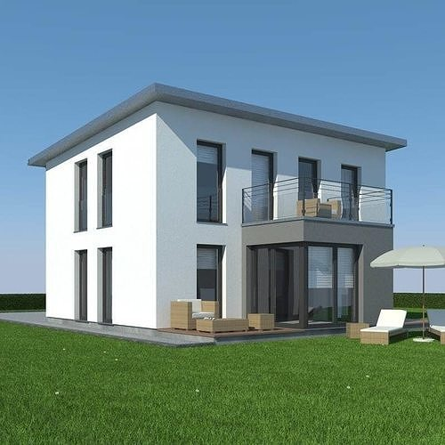House with Garden 002