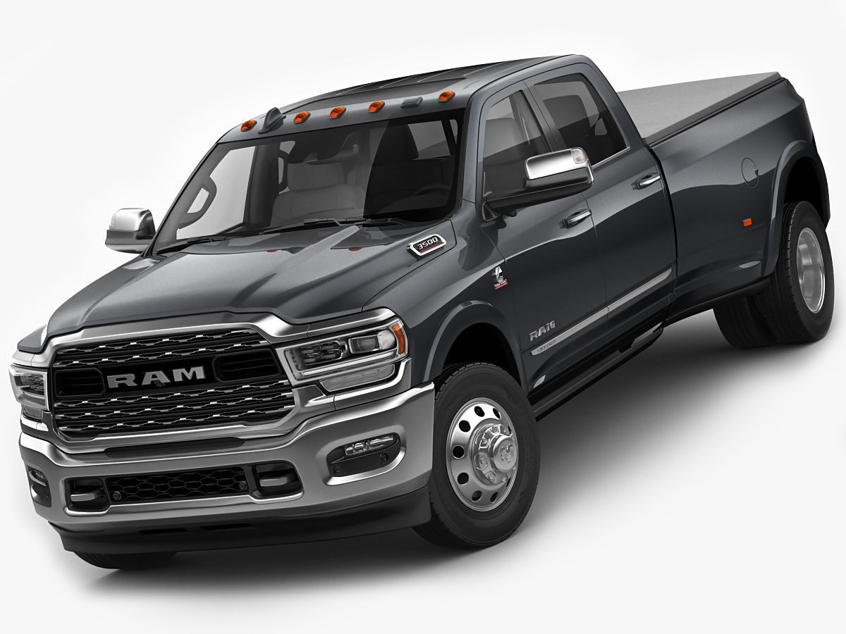 Ram 3500 HD Limited Dually 2019