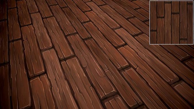 Floorboards Textures - Volume 1