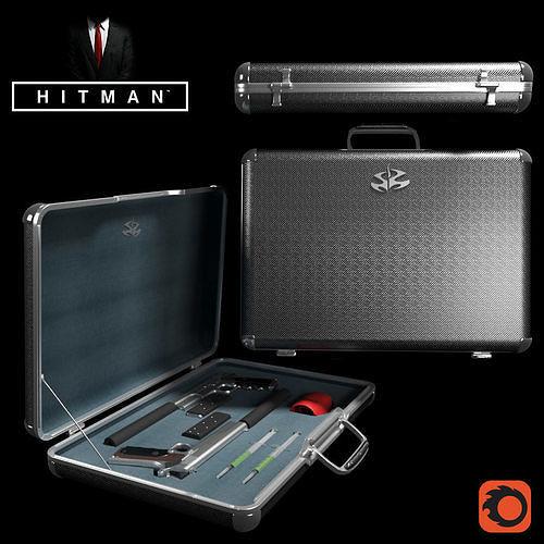 Hitman Attache Case