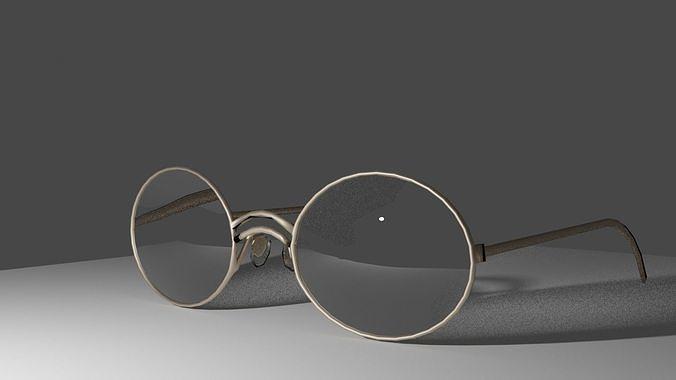 Simple glasses