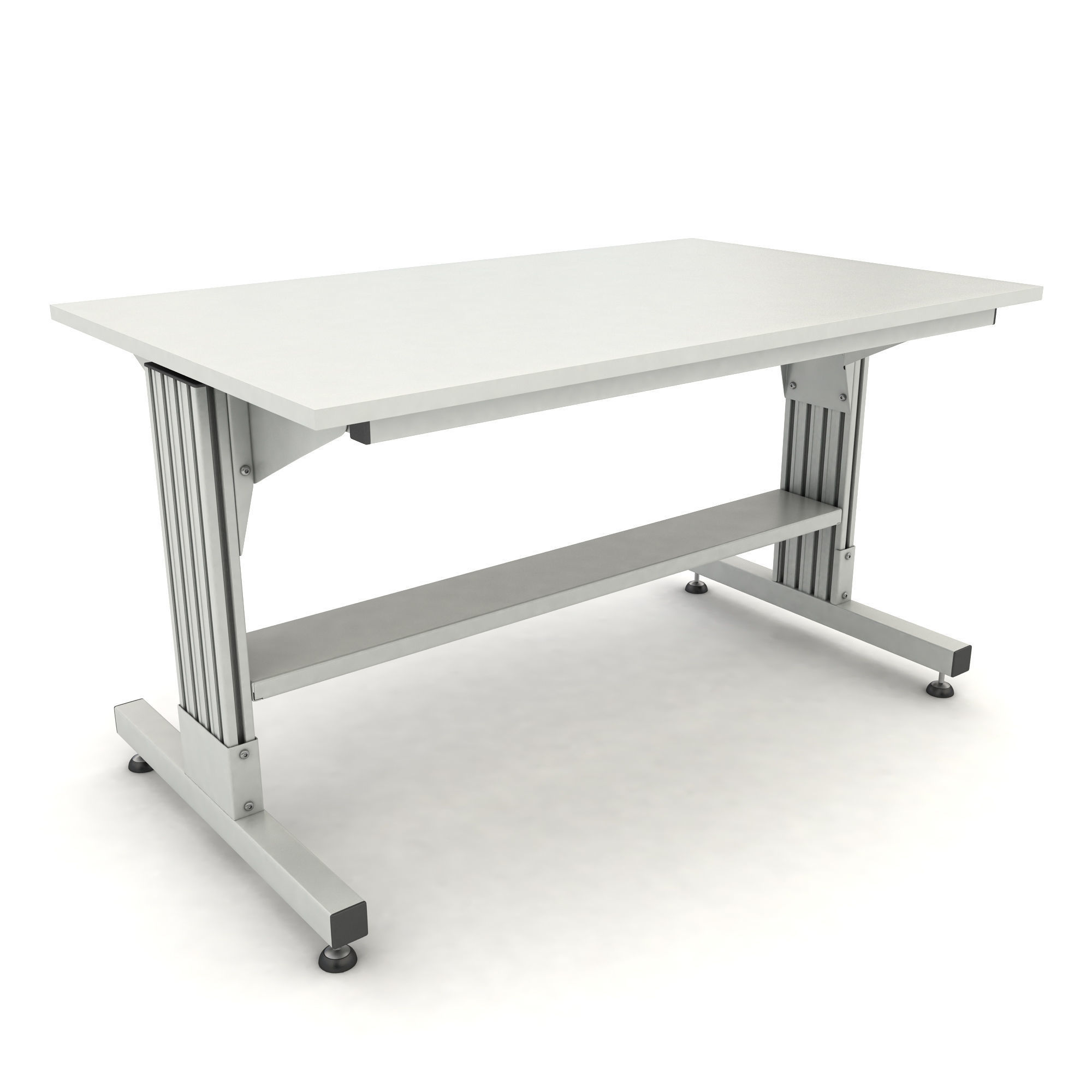 adjustable working table
