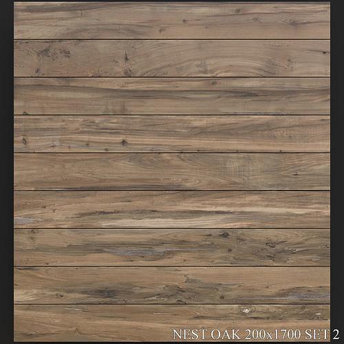 ABK Nest Oak 200x1700 Set 2