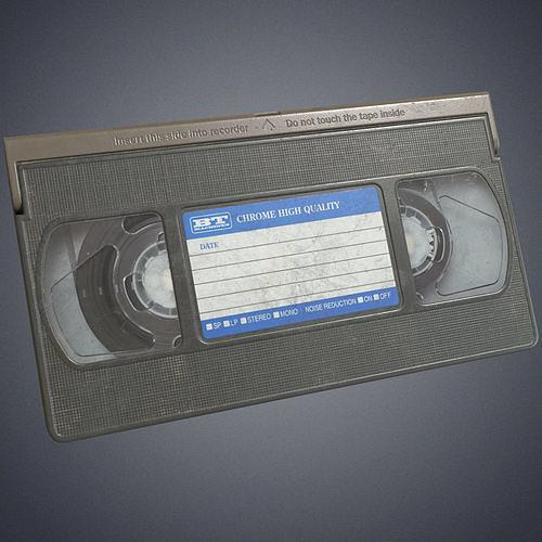 Video cassette retro