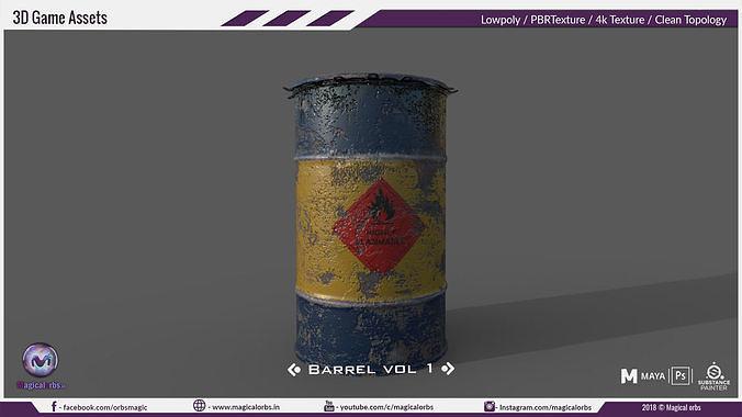 Barrel vol 02