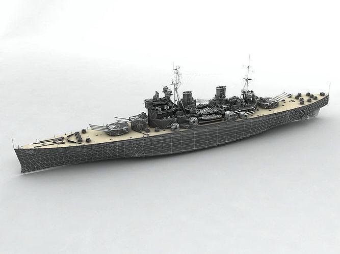 King George V Class Battleship