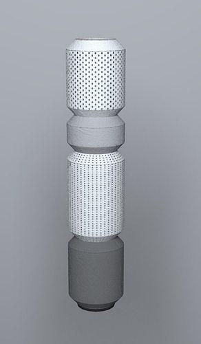 Majorna Floor Lamp 3D Model